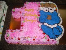 COOKIE MONSTER-
