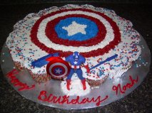 SUPERHERO BIRTHDAY-