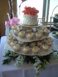 OFF BEAT AND SWEET WEDDING CAKE-